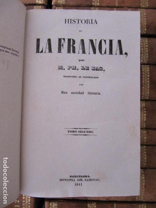 Libros antiguos: ESPECTACULAR LOTE 31 TOMOS PANORAMA UNIVERSAL 1838 - 1845 IMPOSIBLE ENCONTRAR OTRO IGUAL - Foto 11 - 95222503