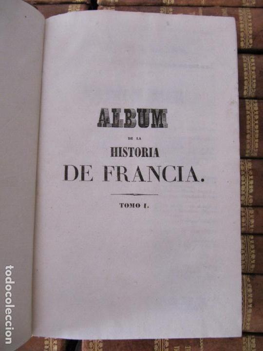 Libros antiguos: ESPECTACULAR LOTE 31 TOMOS PANORAMA UNIVERSAL 1838 - 1845 IMPOSIBLE ENCONTRAR OTRO IGUAL - Foto 13 - 95222503