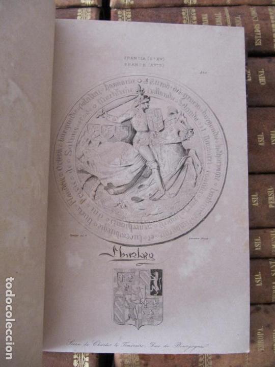Libros antiguos: ESPECTACULAR LOTE 31 TOMOS PANORAMA UNIVERSAL 1838 - 1845 IMPOSIBLE ENCONTRAR OTRO IGUAL - Foto 17 - 95222503