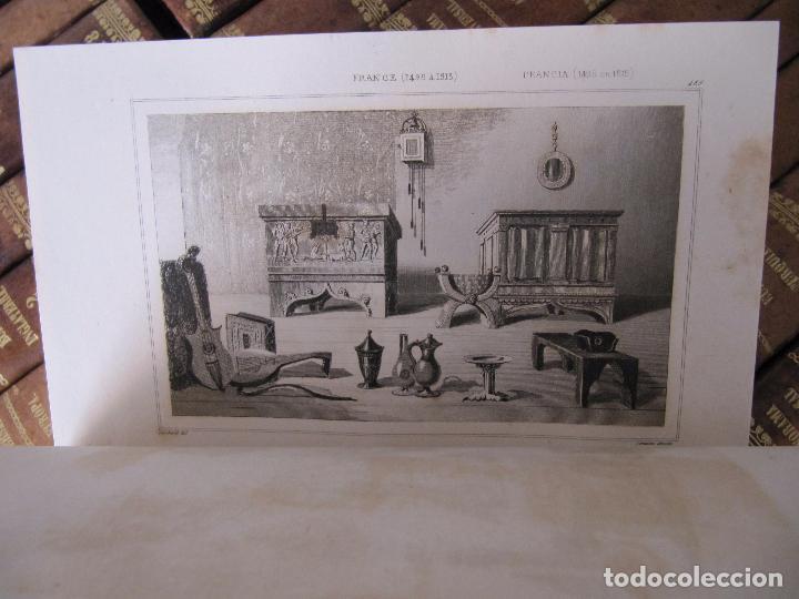 Libros antiguos: ESPECTACULAR LOTE 31 TOMOS PANORAMA UNIVERSAL 1838 - 1845 IMPOSIBLE ENCONTRAR OTRO IGUAL - Foto 19 - 95222503