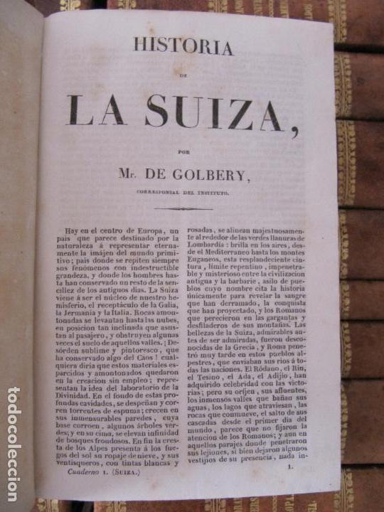 Libros antiguos: ESPECTACULAR LOTE 31 TOMOS PANORAMA UNIVERSAL 1838 - 1845 IMPOSIBLE ENCONTRAR OTRO IGUAL - Foto 20 - 95222503