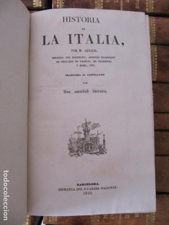 Libros antiguos: ESPECTACULAR LOTE 31 TOMOS PANORAMA UNIVERSAL 1838 - 1845 IMPOSIBLE ENCONTRAR OTRO IGUAL - Foto 22 - 95222503