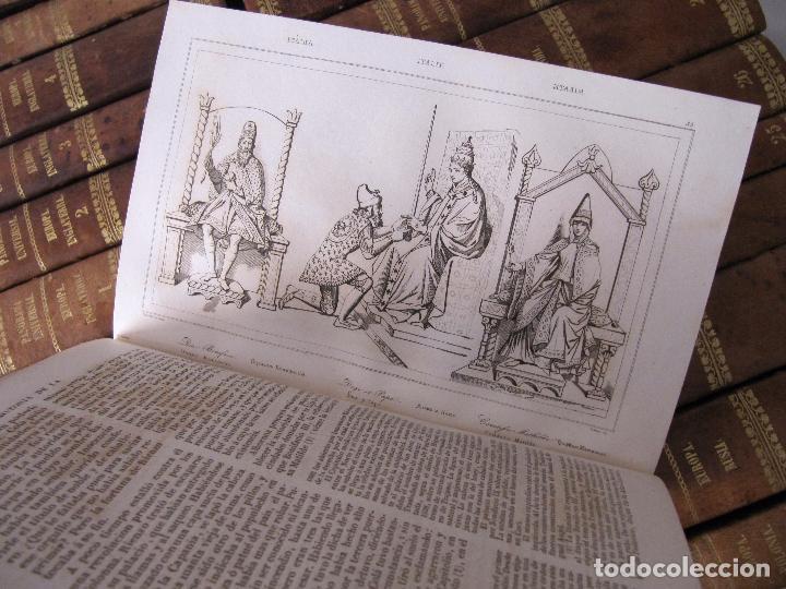 Libros antiguos: ESPECTACULAR LOTE 31 TOMOS PANORAMA UNIVERSAL 1838 - 1845 IMPOSIBLE ENCONTRAR OTRO IGUAL - Foto 24 - 95222503