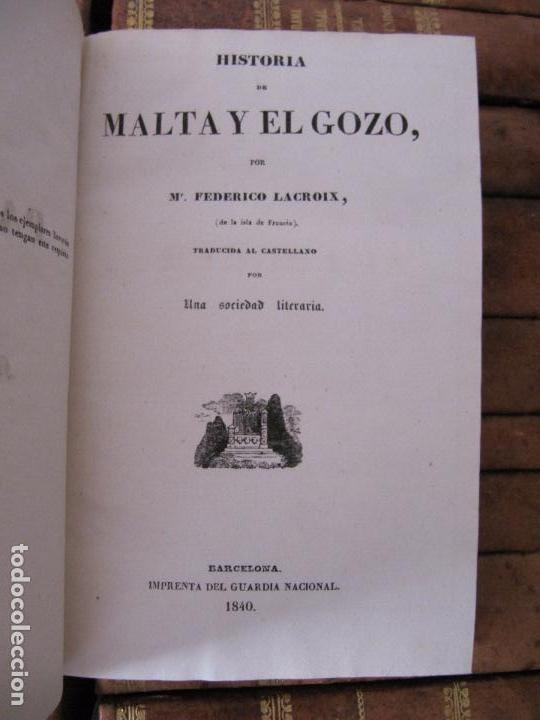 Libros antiguos: ESPECTACULAR LOTE 31 TOMOS PANORAMA UNIVERSAL 1838 - 1845 IMPOSIBLE ENCONTRAR OTRO IGUAL - Foto 25 - 95222503