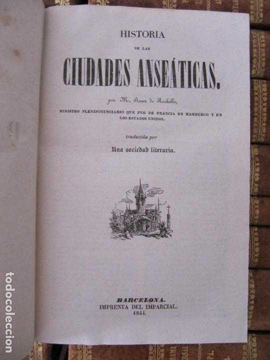 Libros antiguos: ESPECTACULAR LOTE 31 TOMOS PANORAMA UNIVERSAL 1838 - 1845 IMPOSIBLE ENCONTRAR OTRO IGUAL - Foto 27 - 95222503