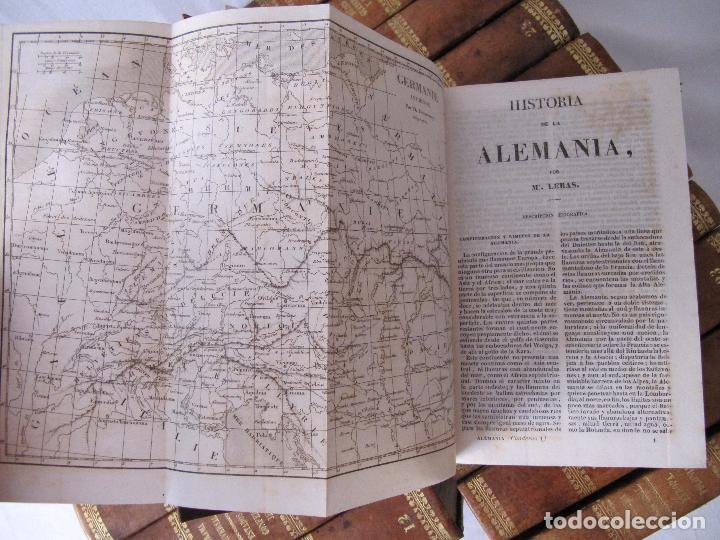 Libros antiguos: ESPECTACULAR LOTE 31 TOMOS PANORAMA UNIVERSAL 1838 - 1845 IMPOSIBLE ENCONTRAR OTRO IGUAL - Foto 30 - 95222503