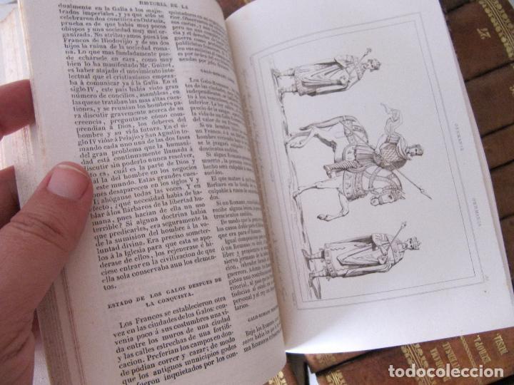 Libros antiguos: ESPECTACULAR LOTE 31 TOMOS PANORAMA UNIVERSAL 1838 - 1845 IMPOSIBLE ENCONTRAR OTRO IGUAL - Foto 32 - 95222503