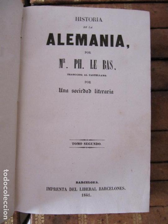 Libros antiguos: ESPECTACULAR LOTE 31 TOMOS PANORAMA UNIVERSAL 1838 - 1845 IMPOSIBLE ENCONTRAR OTRO IGUAL - Foto 33 - 95222503