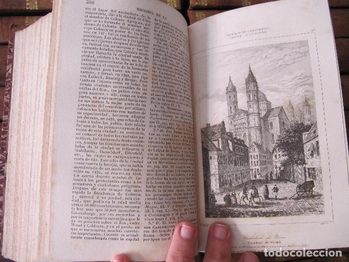 Libros antiguos: ESPECTACULAR LOTE 31 TOMOS PANORAMA UNIVERSAL 1838 - 1845 IMPOSIBLE ENCONTRAR OTRO IGUAL - Foto 34 - 95222503