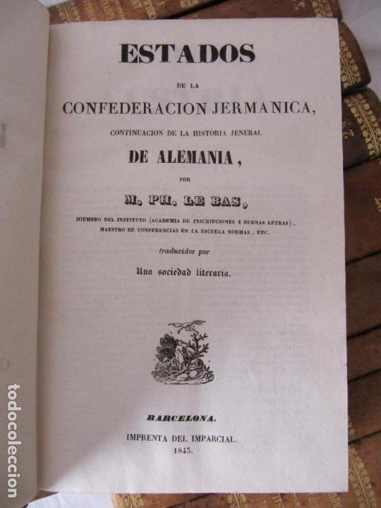 Libros antiguos: ESPECTACULAR LOTE 31 TOMOS PANORAMA UNIVERSAL 1838 - 1845 IMPOSIBLE ENCONTRAR OTRO IGUAL - Foto 36 - 95222503
