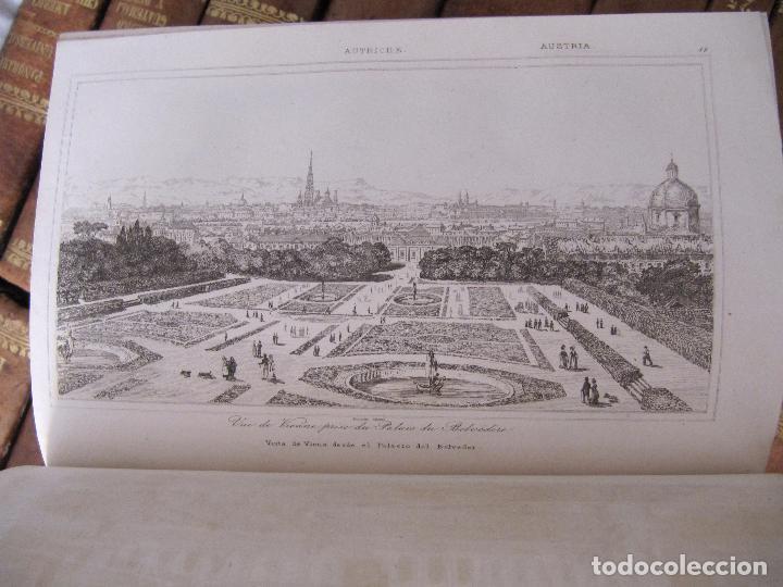 Libros antiguos: ESPECTACULAR LOTE 31 TOMOS PANORAMA UNIVERSAL 1838 - 1845 IMPOSIBLE ENCONTRAR OTRO IGUAL - Foto 37 - 95222503