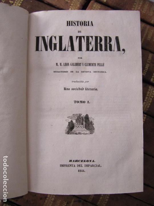 Libros antiguos: ESPECTACULAR LOTE 31 TOMOS PANORAMA UNIVERSAL 1838 - 1845 IMPOSIBLE ENCONTRAR OTRO IGUAL - Foto 39 - 95222503