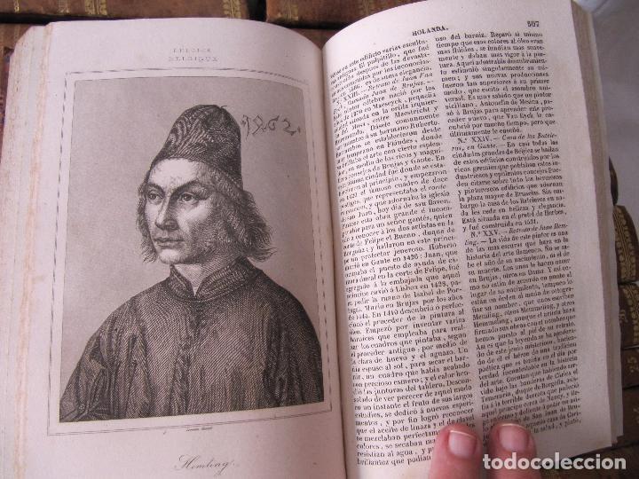Libros antiguos: ESPECTACULAR LOTE 31 TOMOS PANORAMA UNIVERSAL 1838 - 1845 IMPOSIBLE ENCONTRAR OTRO IGUAL - Foto 40 - 95222503