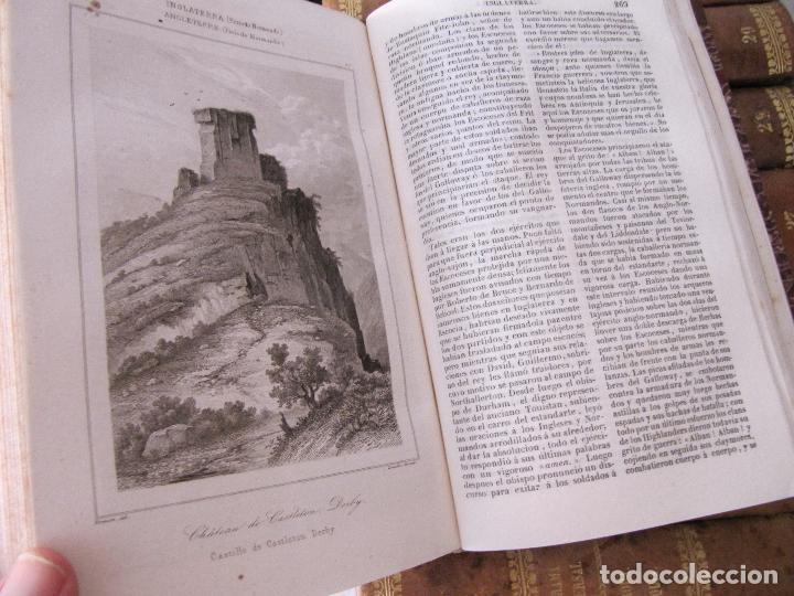 Libros antiguos: ESPECTACULAR LOTE 31 TOMOS PANORAMA UNIVERSAL 1838 - 1845 IMPOSIBLE ENCONTRAR OTRO IGUAL - Foto 41 - 95222503