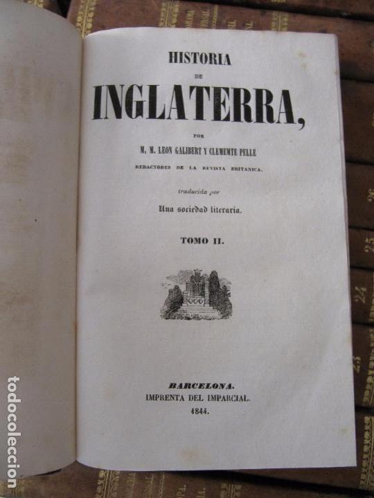 Libros antiguos: ESPECTACULAR LOTE 31 TOMOS PANORAMA UNIVERSAL 1838 - 1845 IMPOSIBLE ENCONTRAR OTRO IGUAL - Foto 42 - 95222503