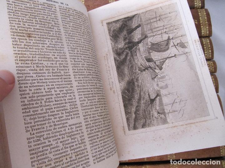 Libros antiguos: ESPECTACULAR LOTE 31 TOMOS PANORAMA UNIVERSAL 1838 - 1845 IMPOSIBLE ENCONTRAR OTRO IGUAL - Foto 43 - 95222503