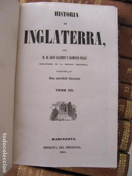 Libros antiguos: ESPECTACULAR LOTE 31 TOMOS PANORAMA UNIVERSAL 1838 - 1845 IMPOSIBLE ENCONTRAR OTRO IGUAL - Foto 44 - 95222503