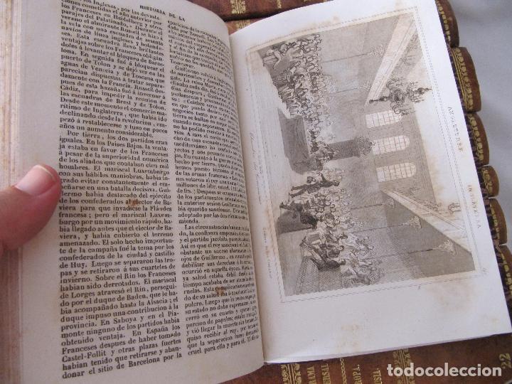 Libros antiguos: ESPECTACULAR LOTE 31 TOMOS PANORAMA UNIVERSAL 1838 - 1845 IMPOSIBLE ENCONTRAR OTRO IGUAL - Foto 45 - 95222503