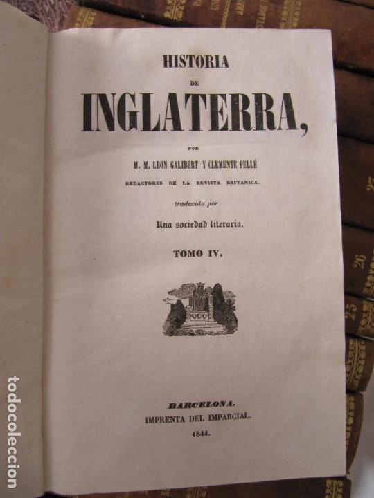 Libros antiguos: ESPECTACULAR LOTE 31 TOMOS PANORAMA UNIVERSAL 1838 - 1845 IMPOSIBLE ENCONTRAR OTRO IGUAL - Foto 46 - 95222503