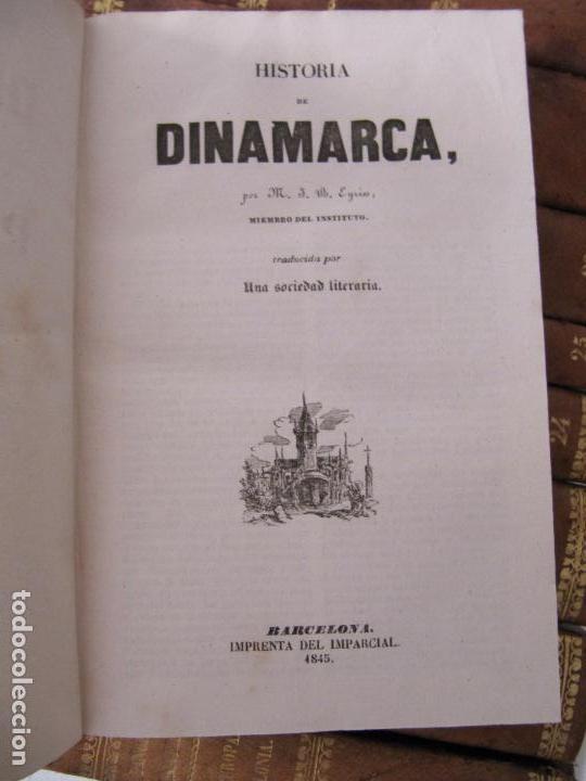 Libros antiguos: ESPECTACULAR LOTE 31 TOMOS PANORAMA UNIVERSAL 1838 - 1845 IMPOSIBLE ENCONTRAR OTRO IGUAL - Foto 48 - 95222503