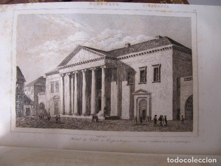 Libros antiguos: ESPECTACULAR LOTE 31 TOMOS PANORAMA UNIVERSAL 1838 - 1845 IMPOSIBLE ENCONTRAR OTRO IGUAL - Foto 49 - 95222503