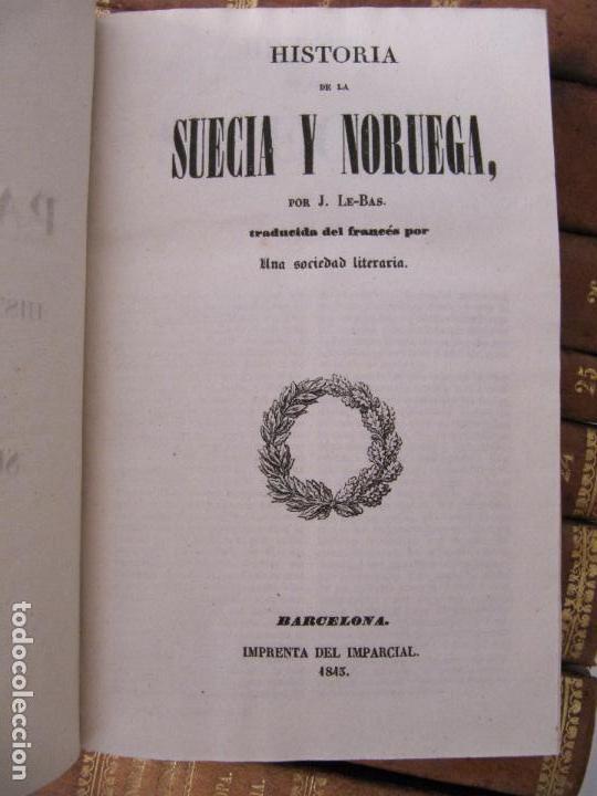 Libros antiguos: ESPECTACULAR LOTE 31 TOMOS PANORAMA UNIVERSAL 1838 - 1845 IMPOSIBLE ENCONTRAR OTRO IGUAL - Foto 50 - 95222503