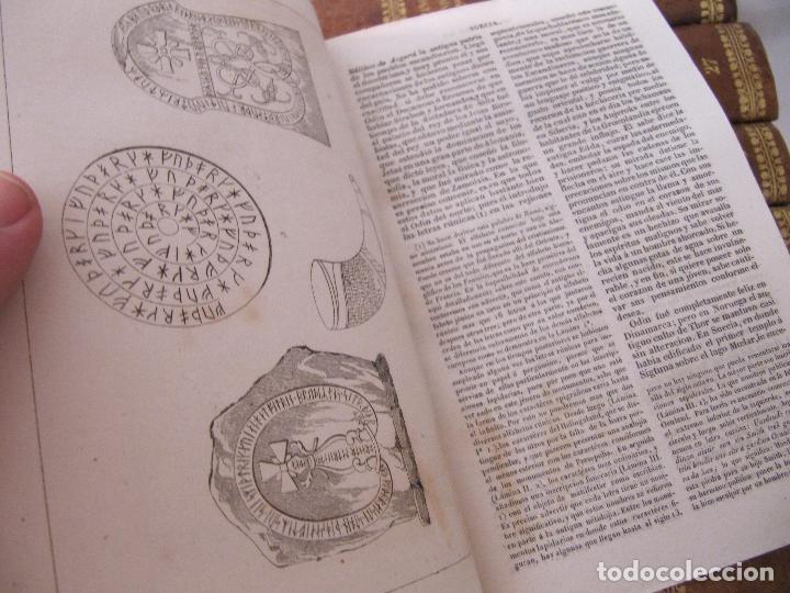 Libros antiguos: ESPECTACULAR LOTE 31 TOMOS PANORAMA UNIVERSAL 1838 - 1845 IMPOSIBLE ENCONTRAR OTRO IGUAL - Foto 52 - 95222503