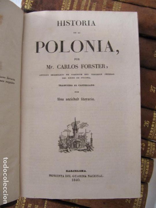 Libros antiguos: ESPECTACULAR LOTE 31 TOMOS PANORAMA UNIVERSAL 1838 - 1845 IMPOSIBLE ENCONTRAR OTRO IGUAL - Foto 53 - 95222503