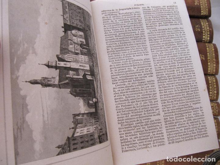Libros antiguos: ESPECTACULAR LOTE 31 TOMOS PANORAMA UNIVERSAL 1838 - 1845 IMPOSIBLE ENCONTRAR OTRO IGUAL - Foto 54 - 95222503
