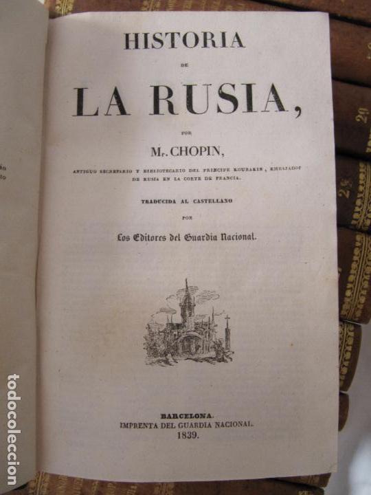 Libros antiguos: ESPECTACULAR LOTE 31 TOMOS PANORAMA UNIVERSAL 1838 - 1845 IMPOSIBLE ENCONTRAR OTRO IGUAL - Foto 55 - 95222503