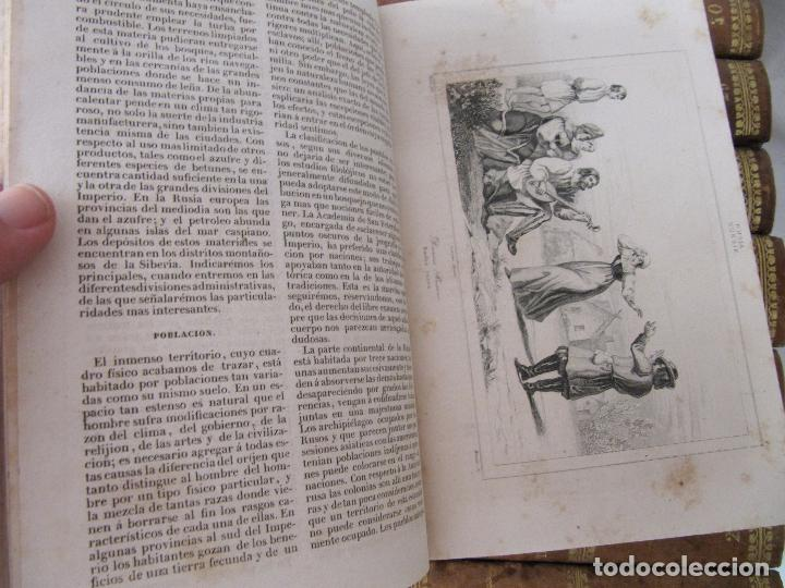 Libros antiguos: ESPECTACULAR LOTE 31 TOMOS PANORAMA UNIVERSAL 1838 - 1845 IMPOSIBLE ENCONTRAR OTRO IGUAL - Foto 56 - 95222503