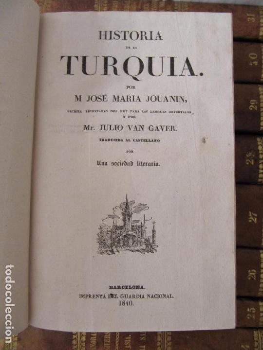 Libros antiguos: ESPECTACULAR LOTE 31 TOMOS PANORAMA UNIVERSAL 1838 - 1845 IMPOSIBLE ENCONTRAR OTRO IGUAL - Foto 57 - 95222503