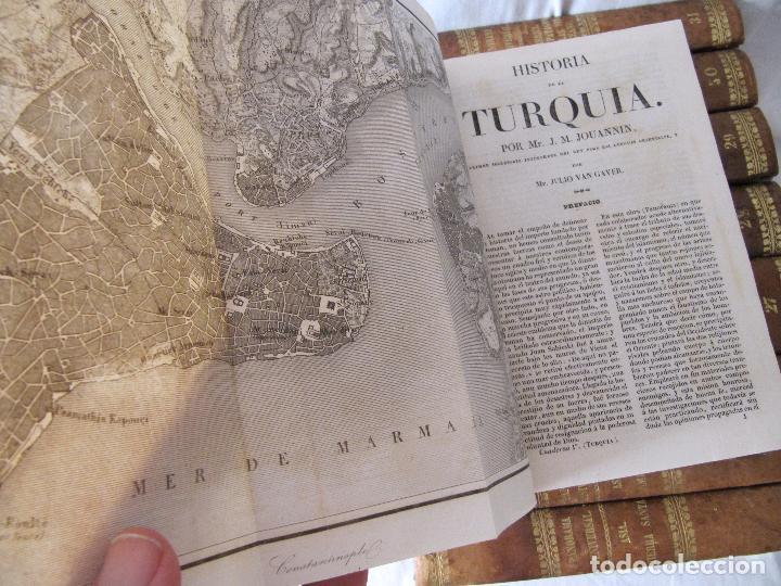 Libros antiguos: ESPECTACULAR LOTE 31 TOMOS PANORAMA UNIVERSAL 1838 - 1845 IMPOSIBLE ENCONTRAR OTRO IGUAL - Foto 58 - 95222503