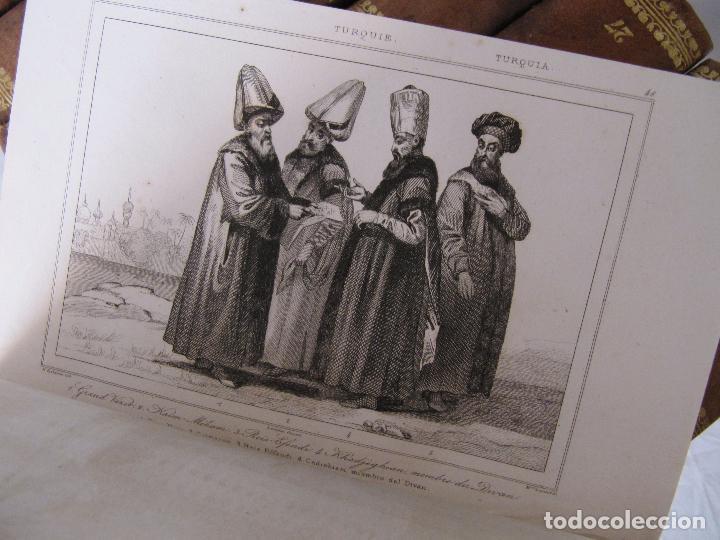 Libros antiguos: ESPECTACULAR LOTE 31 TOMOS PANORAMA UNIVERSAL 1838 - 1845 IMPOSIBLE ENCONTRAR OTRO IGUAL - Foto 59 - 95222503