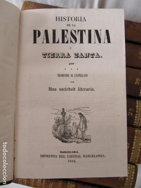 Libros antiguos: ESPECTACULAR LOTE 31 TOMOS PANORAMA UNIVERSAL 1838 - 1845 IMPOSIBLE ENCONTRAR OTRO IGUAL - Foto 60 - 95222503