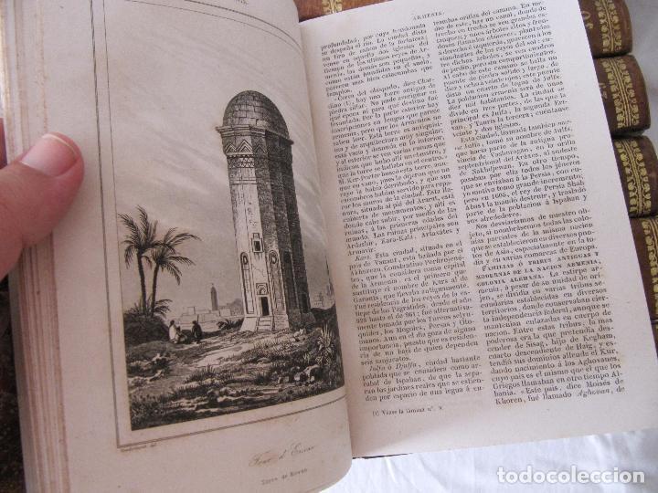 Libros antiguos: ESPECTACULAR LOTE 31 TOMOS PANORAMA UNIVERSAL 1838 - 1845 IMPOSIBLE ENCONTRAR OTRO IGUAL - Foto 63 - 95222503