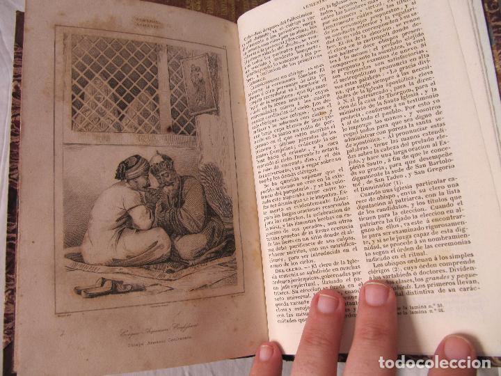 Libros antiguos: ESPECTACULAR LOTE 31 TOMOS PANORAMA UNIVERSAL 1838 - 1845 IMPOSIBLE ENCONTRAR OTRO IGUAL - Foto 64 - 95222503