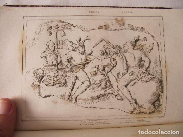 Libros antiguos: ESPECTACULAR LOTE 31 TOMOS PANORAMA UNIVERSAL 1838 - 1845 IMPOSIBLE ENCONTRAR OTRO IGUAL - Foto 67 - 95222503