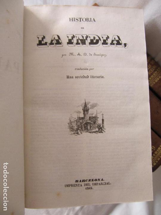 Libros antiguos: ESPECTACULAR LOTE 31 TOMOS PANORAMA UNIVERSAL 1838 - 1845 IMPOSIBLE ENCONTRAR OTRO IGUAL - Foto 68 - 95222503