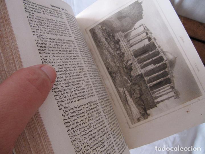 Libros antiguos: ESPECTACULAR LOTE 31 TOMOS PANORAMA UNIVERSAL 1838 - 1845 IMPOSIBLE ENCONTRAR OTRO IGUAL - Foto 69 - 95222503