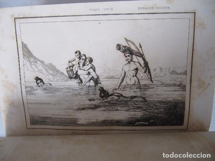 Libros antiguos: ESPECTACULAR LOTE 31 TOMOS PANORAMA UNIVERSAL 1838 - 1845 IMPOSIBLE ENCONTRAR OTRO IGUAL - Foto 73 - 95222503