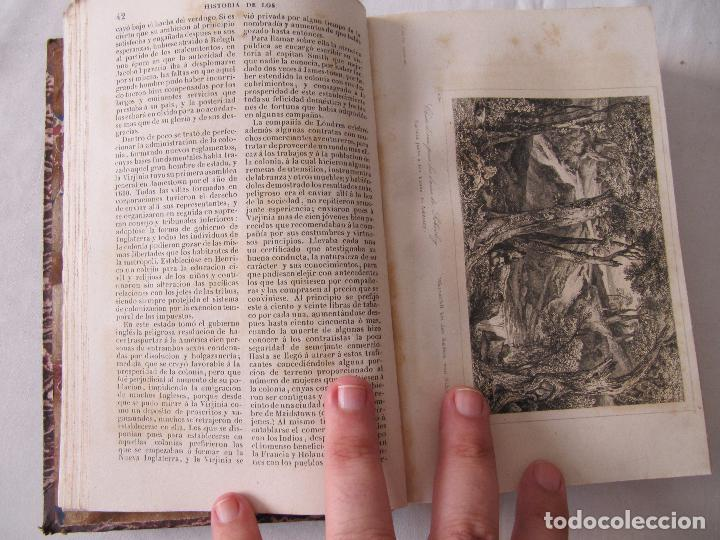 Libros antiguos: ESPECTACULAR LOTE 31 TOMOS PANORAMA UNIVERSAL 1838 - 1845 IMPOSIBLE ENCONTRAR OTRO IGUAL - Foto 74 - 95222503