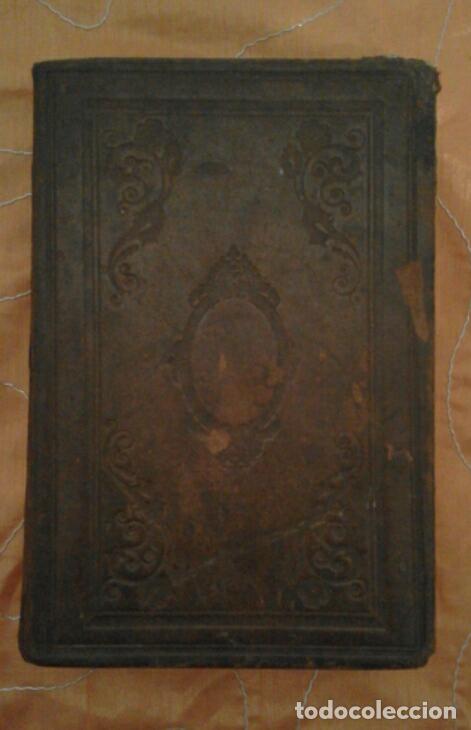 Libros antiguos: LA SANTA BIBLIA·ANTIGUA VERSION DE CIPRIANO DE VALERA AÑO 1876 - BIBLIA PROTESTANTE. - Foto 2 - 95226311
