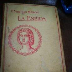 Libros antiguos: LA ENEIDA. MONTANER Y SIMÓN. 1911 . Lote 95405868
