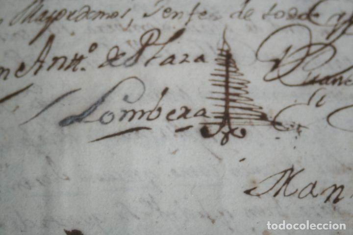 Libros antiguos: LIBRO GRANDE MANUSCRITO INEDITO DE CUENTA Y RAZON SANTA MARIA DE LLOVERA OTAÑES CASTRO-URDIALES - Foto 17 - 95672383