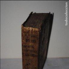 Libros antiguos: HISTORIA UNIVERSAL , DEL PADRE CLAUDIO BUFFIER. MIREN FOTOS. Lote 95727523