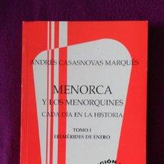 Libros antiguos: MENORCA. COLECCIÓN COMPLETA 12 TOMOS.. Lote 95927267
