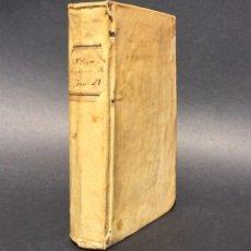 Libros antiguos: 1768 - TITO LIVIO - OPERA QUAE SUPERSUNT - GRECIA - TERMOPILAS - PERGAMINO - LIBRO ANTIGUO. Lote 95938747