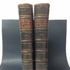 Libros antiguos: HISTORIA GENERAL DE ESPAÑA. JUAN DE MARIANA 1780 (OBRA COMPLETA). Lote 95993439