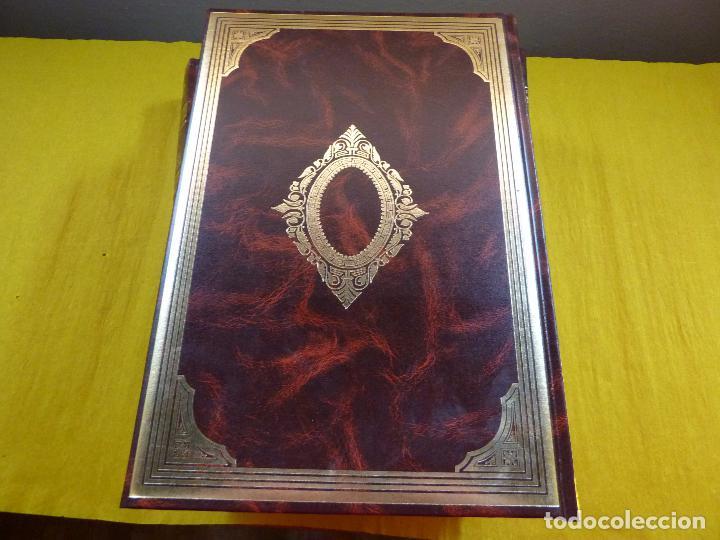 Libros antiguos: ASTURIAS Octavio Bellmunt y Fermin Canella - 3 tomos - Completo - Como nuevo - Fascimil - Foto 6 - 96072155